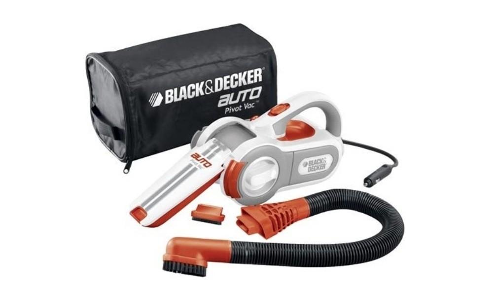 Black & Decker Automotive Pivoting Nose Handheld Vacuum Cleaner Review